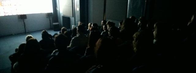 London film screening