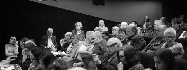 Birkbeck screening of The Fourth Estate